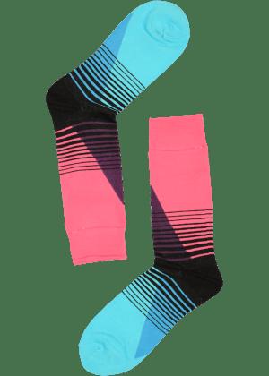 Heren Sokken Twee Kleuren