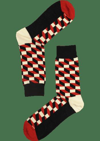 Heren Vrolijke Sokken Kopen Illusie