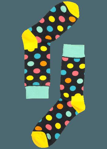 Heren Sokken met Stippen