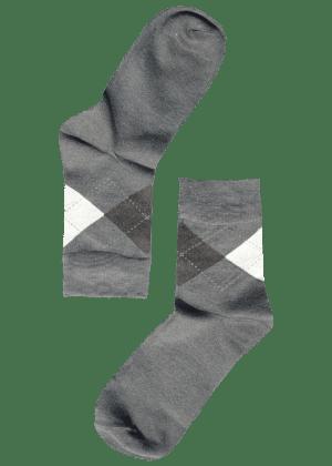 bamboe-sokken-heren-donkergrijs