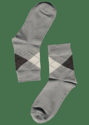 bamboe-sokken-heren-lichtgrijs