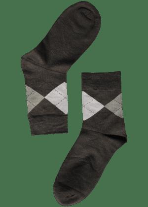 bamboe-sokken-heren-zwartgrijs