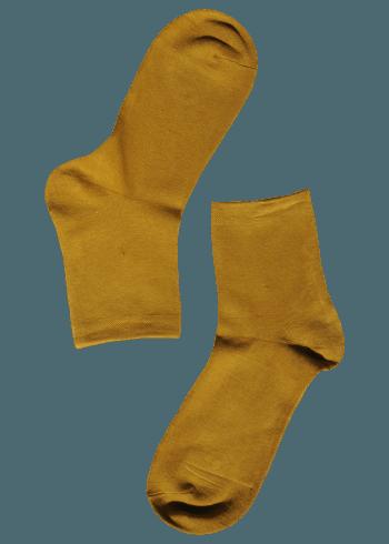 bamboe-sokken-dames-goud