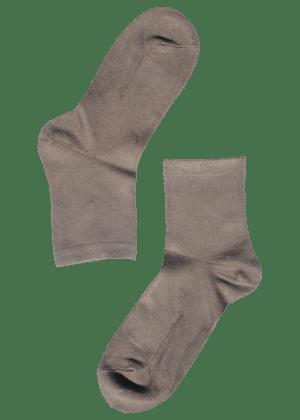 Bamboe sokken dames vanilla