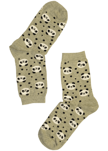 Dames Sokken Panda