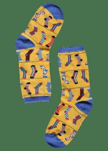 Heren Waslijn Sokken Koningsok