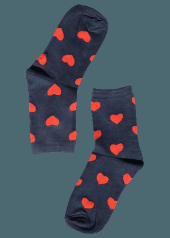 dames-sokken-hartjes-groot-blauw