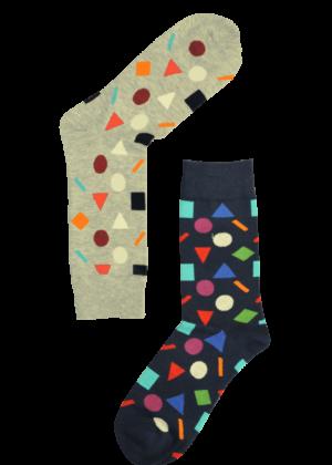 confetti sokken bundel
